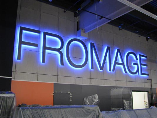 fromage led